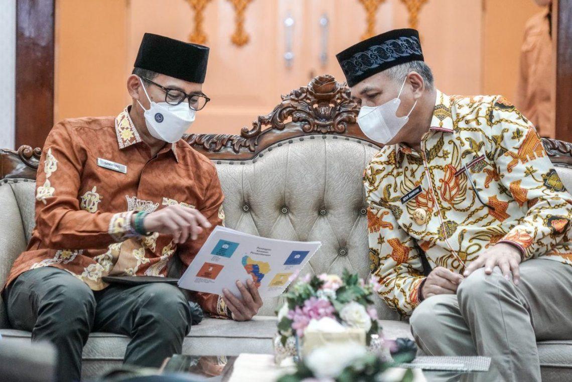Terkait Investasi Uni Emirat Arab di Aceh Senilai 500 juta ...